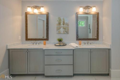 Carolyn -Master Bath Cabinets