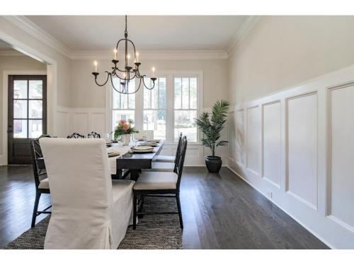 3 Meadowvale -Dining Room Wainscoting 2