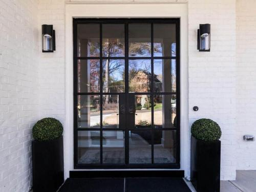 6 Wilford - Front Door Double French